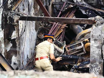 Sakinaka fire: BMC report indicts sanitary inspector