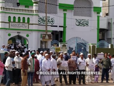 Citizenship Amendment Bill: 'No CAB', 'No NRC' slogans raised across Hyderabad