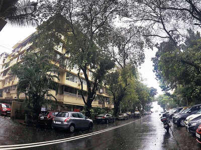 34 test positive at 2 plush societies on Marine Drive