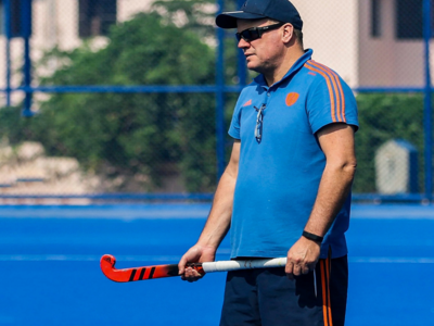 Graham Reid to coach Indian hockey team