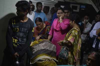 West Bengal: Man dies after falling down stairs during earthquake evacuation