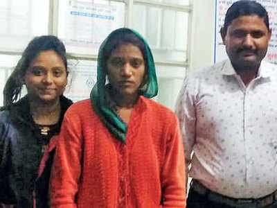 'Missing' woman from Surat found after 3 yrs