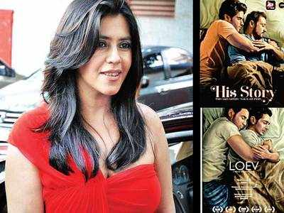 Ekta Kapoor's 'His Storyy' poster is a rip-off , says 'LOVE' maker