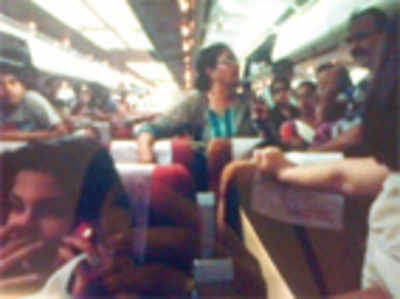 120 Air India fliers spend night on grounded plane as pilots don't turn up