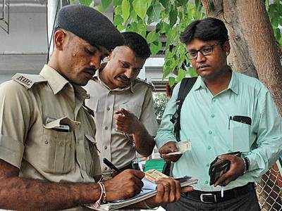 City sees 95% drop in traffic violations