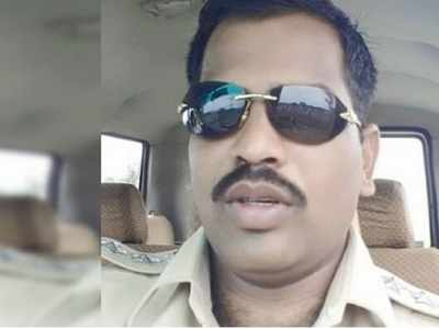 Assistant police inspector booked for rape, death threats