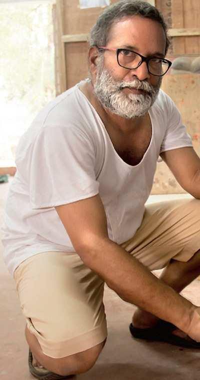 Heads, he wins: Sculptor G Ravinder Reddy's much awaited show in Bengaluru