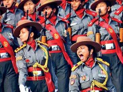Women to be inducted in Indian Army by 2021