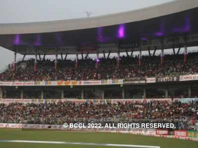 India vs Bangladesh day/night Test: Three arrested from Eden Gardens for betting during the match