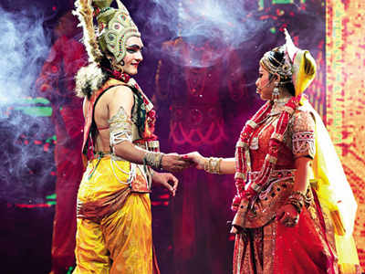 With no Ram Lila, Sita will be in salon, Ravan to sell garments this year
