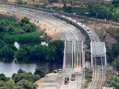Costs double due to delay in Thane-Diva rail projects