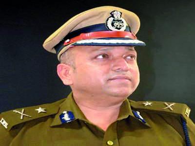 Nimbalkar transferred, yet again