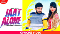 Latest Haryanvi Song Jaat Alone Sung By Masoom Sharma