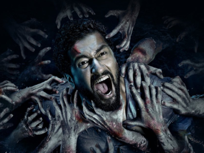 Karan Johar reveals new posters for 'Bhoot Part One: The Haunted Ship', featuring Vicky Kaushal