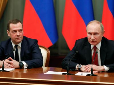 Russian government resigns as President Vladimir Putin announces constitutional reform