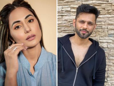 Bigg Boss 14: Hina Khan reminds Rahul Vaidya of her singing days