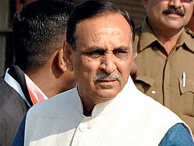 Rupani hails ICJ verdict on Jadhav