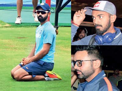 India in South Africa: KL Rahul, Parthiv Patel may come in second Test at Centurion