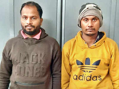 Duo nabbed for thefts of sports bikes over 6 mnths