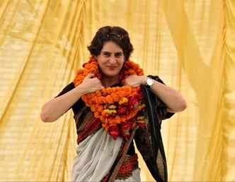 Priyanka Gandhi enters politics, Rahul says 'she is very capable'