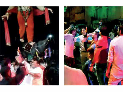 Liquor video surfaces in Surat, 8 detained