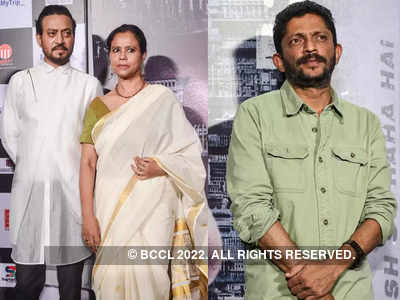 "Irrfan Khan's wife Sutapa Sikdar remembers Nishikant Kamat, ""He had simplicity of a rooted man"""