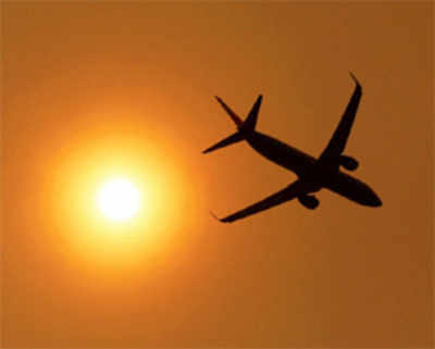 Scientists warn DGCA of rare solar flares' risk to flyers