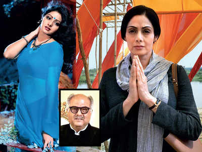 This Week, That Year: On Sridevi's 57th birth anniversary, looking at her journey from Mr India to Mom