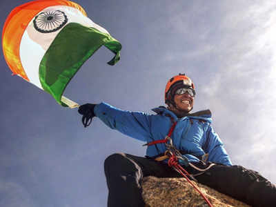Arjun Vajpai goes up and down 20-floor building 162 times to celebrate 10th anniversary of his Everest climb