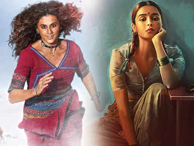 Year of the heroine: After playing second fiddle to the leading men, actresses like Alia Bhatt, Katrina Kaif, Taapsee Pannu and Vidya Balan are changing the tide