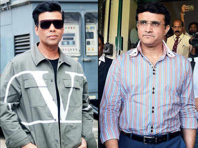Biopic on Sourav Ganguly on the cards?