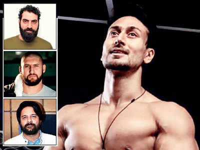 Tiger Shroff takes on the villains in Baaghi 3