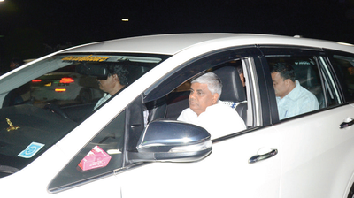 Daily commute bugging you? PWD minister HD Revanna travels 342 km a day to office and back