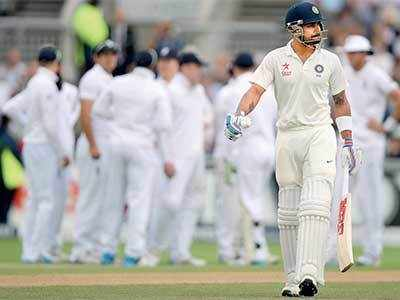 It is a coup by Surrey to get Virat Kohli to play for them this year