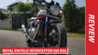 Royal Enfield Interceptor 650 BS6 | Review