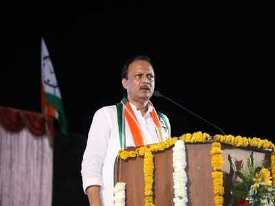 If there is defection, three parties will decide to back one common candidate: Ajit Pawar