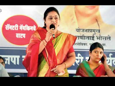 PMC's sanitary pad scheme in limbo