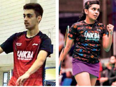 Varun, Purva enter finals in respective categories