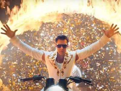 Thumbs up for Salman Khan, Katrina Kaif's Eid release