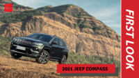 2021 Jeep Compass facelift | First look