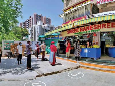 Navrangpura tops count in west Ahmedabad