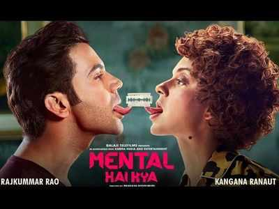 Here's when Kangana Ranaut, Rajkummar Rao's Mental Hai Kya trailer is set to release