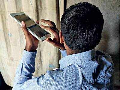 Visually impaired at SPPU feel tested