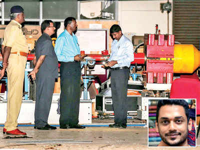 Cylinder blast at IISc lab kills research scholar