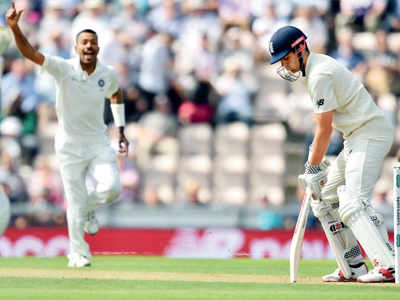 India vs England test series: England capitulate against India's quicks