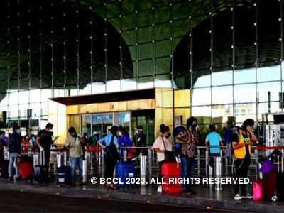 Mumbai airport handles 4,224 passengers as domestic services resume