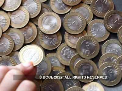 Rupee slips 54 paise to 69.60 against US dollar