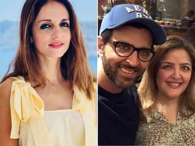 Sussanne Khan says Sunaina Roshan in an unfortunate situation, asks to respect family's privacy