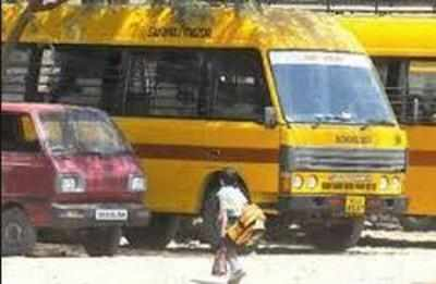 Parents can soon track their kids in school bus through mobile app