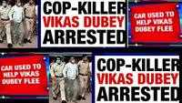 How a car was used to help Kanpur gangster Vikas Dubey flee